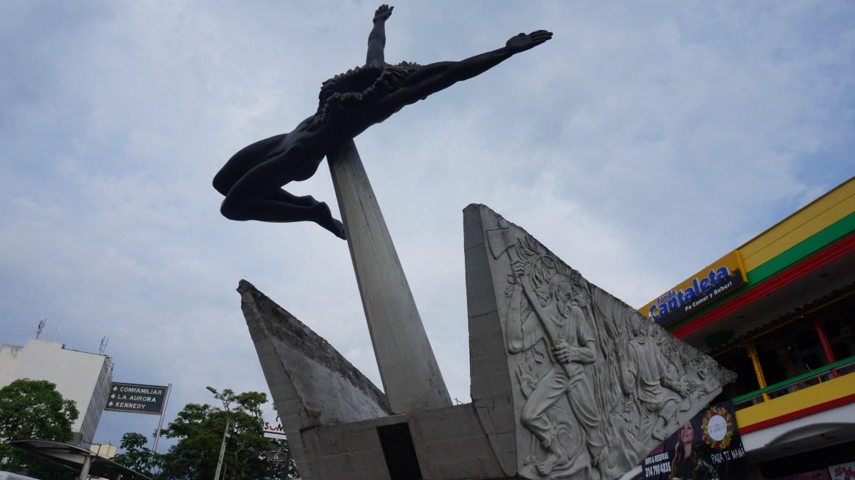 Cultural landmark in Pereira