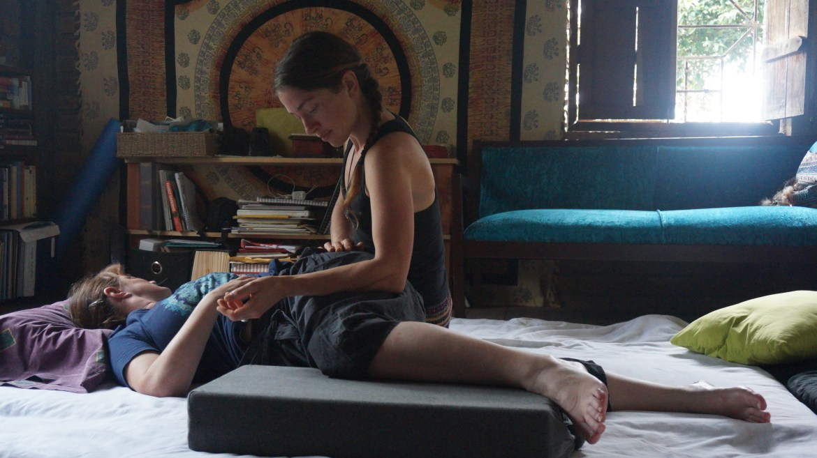 Thai Massage, Yoga in Nature and Reiki Therapy