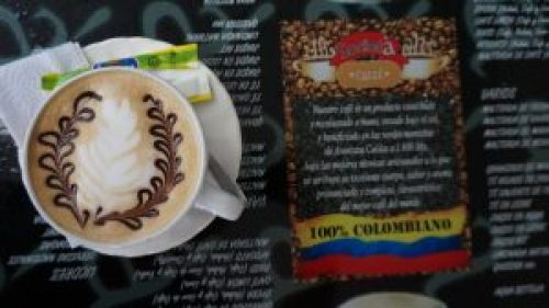 Cafés in Pereira