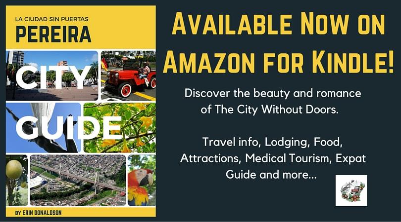 Pereira City Guide on Amazon.com