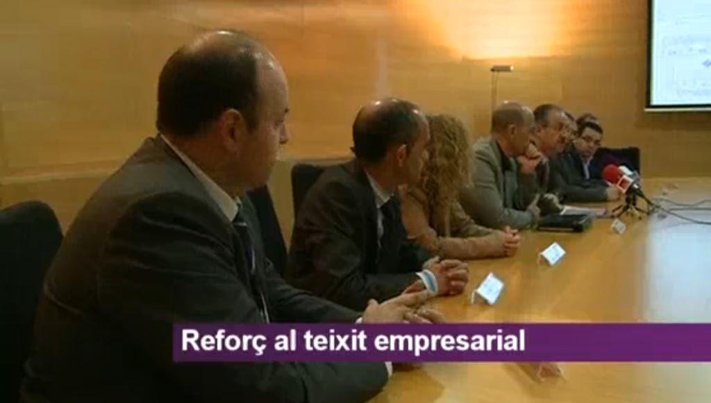 Montmeló participa en el projecte de creació d'una plataforma electrònica de tràmits per a empreses