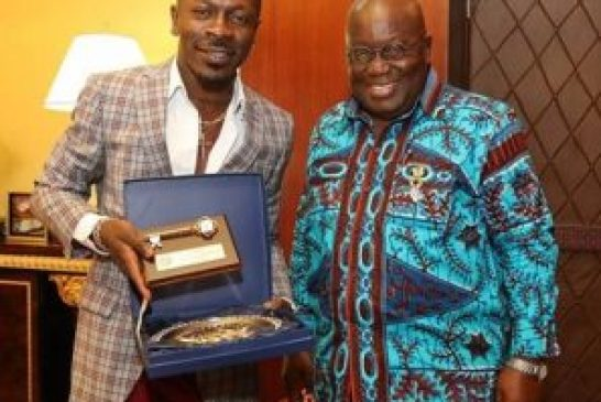 Nana Addo Regrets Inviting Shatta Wale To The Flagstaff House?