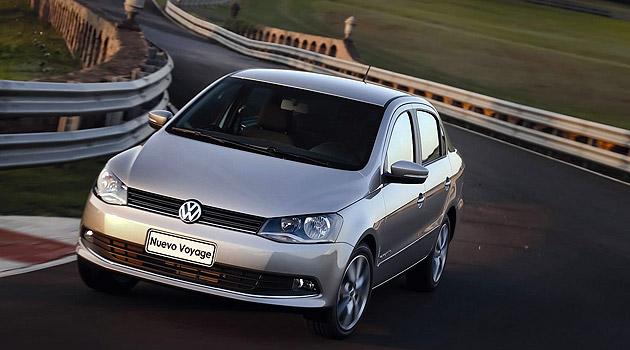 Volkswagen Voyage 2013