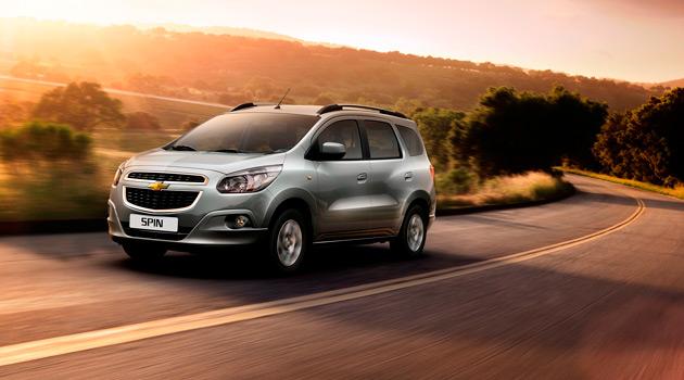 Llego La Motorizacion Diesel Para El Chevrolet Spin Visionmotor