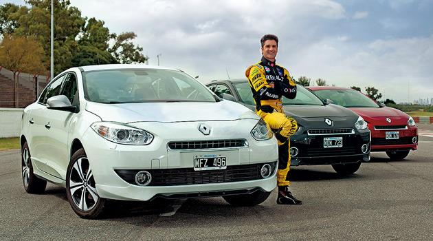 Renault estrena Amor al Volante con el Fluence GT como protagonista