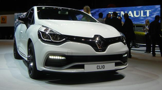 Renault Clio IV R.S. 200 EDC