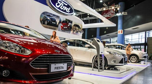 Ford en la Exposicion Rural 2013