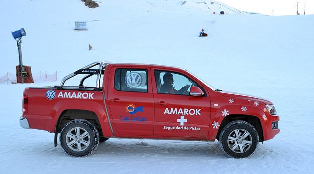 Amarok Winter Experience 2013