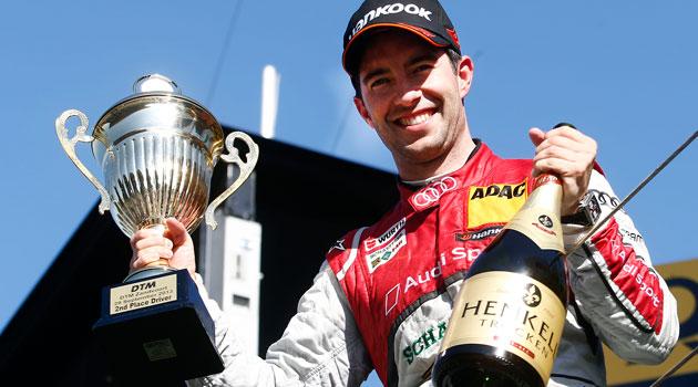 Rockenfeller campeon del DTM 2013 con Audi