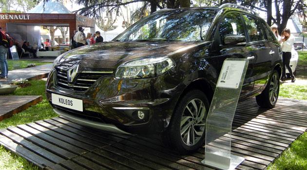 Renault en Autoclasica 2013