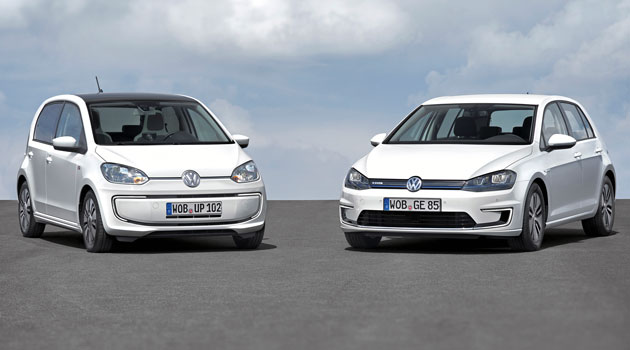 La ofensiva eléctrica de Volkswagen