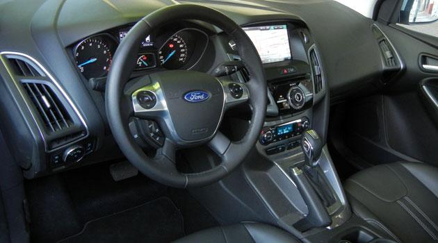 Probamos al Nuevo Ford Focus
