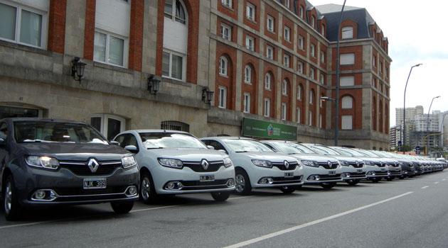 Renault Argentina presento al Nuevo Logan