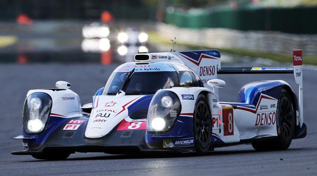 Victoria de Toyota en las 6 Horas de Spa-Francorchamps