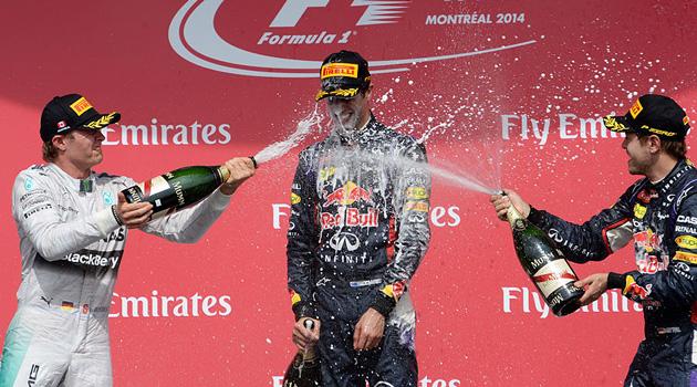 GP de Canada F1