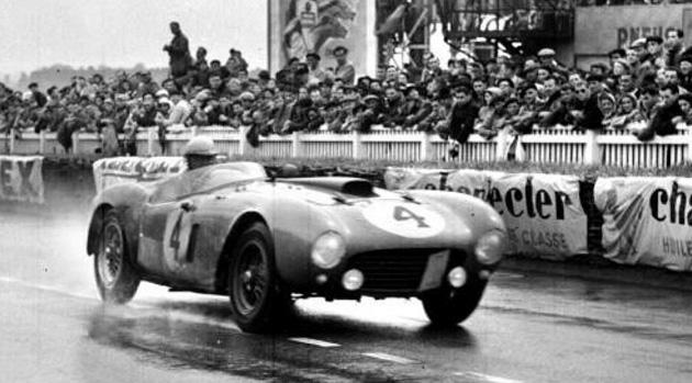 Jose Froilan Gonzalez - Le Mans 1954 - Ferrari 375