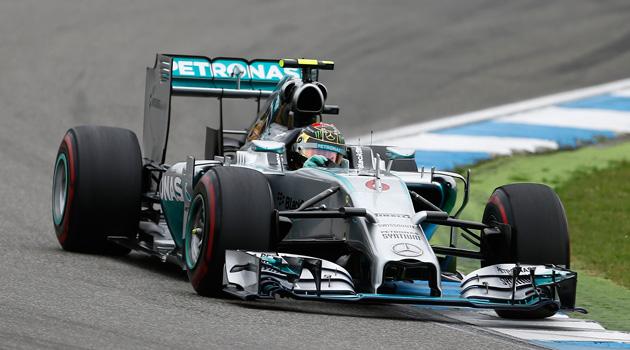 GP de Alemania F1