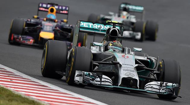 GP de Hungría F1 - La mejor carrera de los últimos tiempos