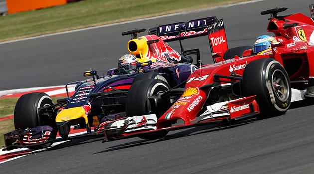 GP de Gran Bretaña F1