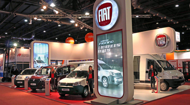 Fiat presente en Expo Logisti-k
