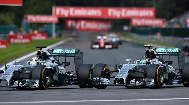 GP de Belgica F1