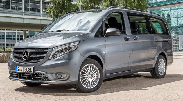 Mercedes-Benz Vito - Tourer (pasajeros)