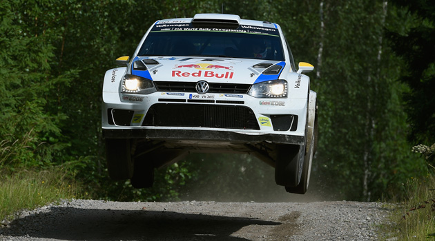 WRC en Finlandia 2014