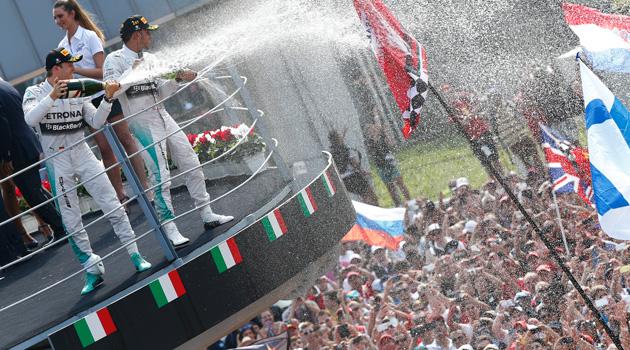 GP de Italia F1