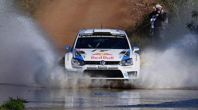 1-2-3 de Volkswagen y Campeonato - WRC en Australia