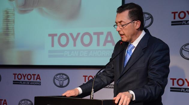 Toyota Argentina presento su Plan de Ahorro