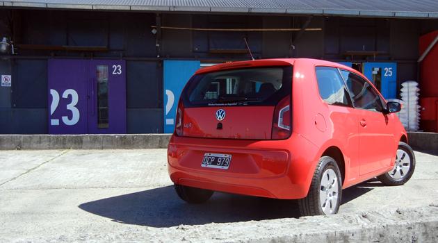 Probamos al Volkswagen up! - VisionMotor