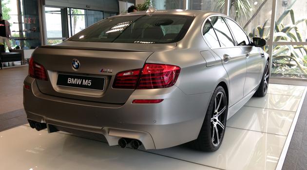 El BMW M5