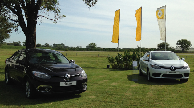 Nuevo Renault Fluence - Presentación