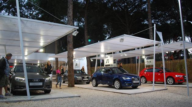 Audi en el Verano 2015