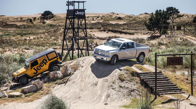 Las acciones de Jeep y Ram en el Verano 2015