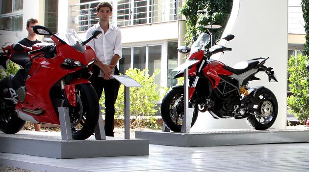 Ducati en el Verano 2015