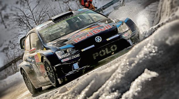 Rally de Montecarlo 2015