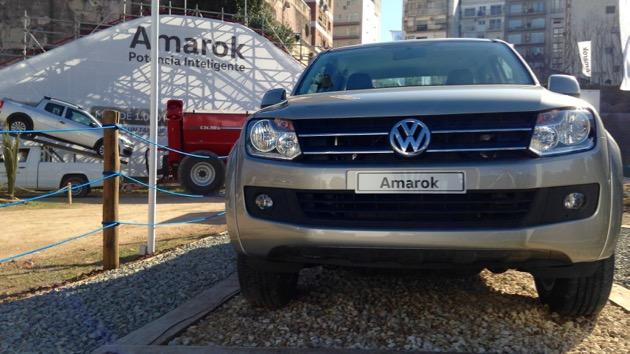 Volkswagen en La Rural 2015