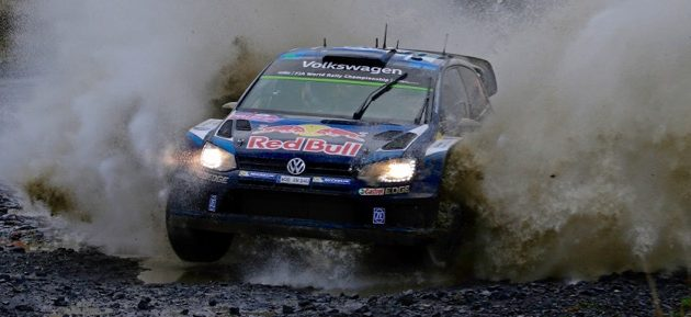 Wales Rally GB 2015