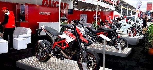 Ducati y Shell en el MotoGP