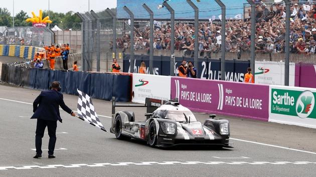 Triunfo de Porsche en las 24 Horas de Le Mans 2016