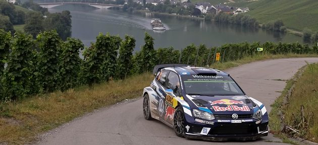Rally de Alemania 2016 - WRC