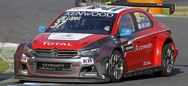 Pechito Lopez - WTCC en Japon