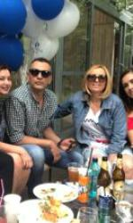 Bianca Dragusanu si Victor Slav s-au intalnit