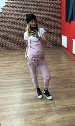 Flavia Mihasan mai are puțin și naște
