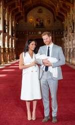 Archie Mountbatten-Windsor a fost prezentat lumii în mod oficial.