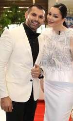Florin Pastramă și Brigitte Năstase s-au cununat civil pe 27 mai