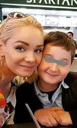 Maria Constantin are un băiat de 9 ani