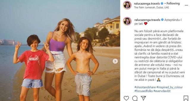 Oficial Walter și Raluca Zenga divorțează cu acte în regulă! După 17 ani de iubire, Zenga s-a mutat singur în Dubai. Ce-și reproșează cei doi. Exclusiv