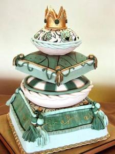 Amazing Wedding Cakes for the Rich   Famous   YOU  amazing wedding cake